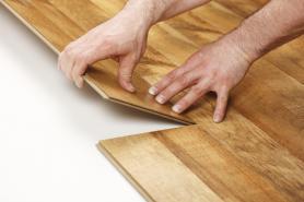 Affordable floor installation