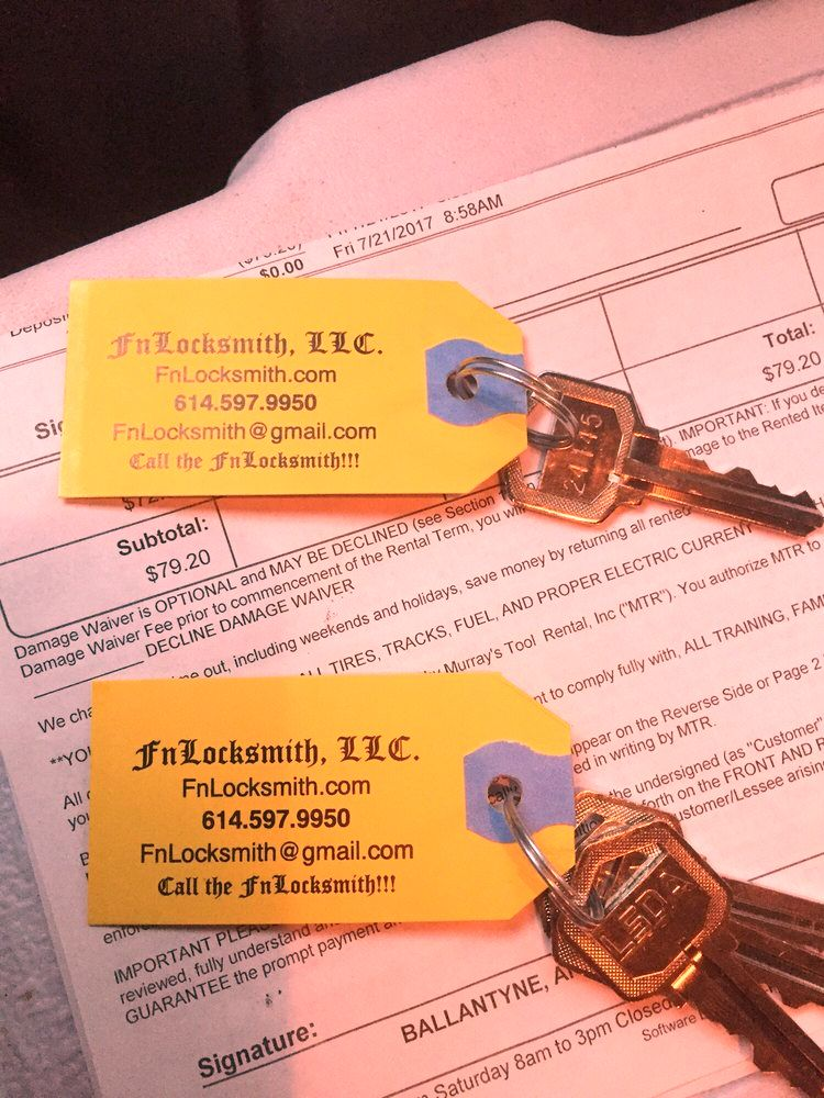 FnLocksmith car locksmith