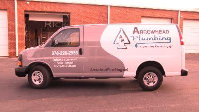 arrowhead plumbing gas line services