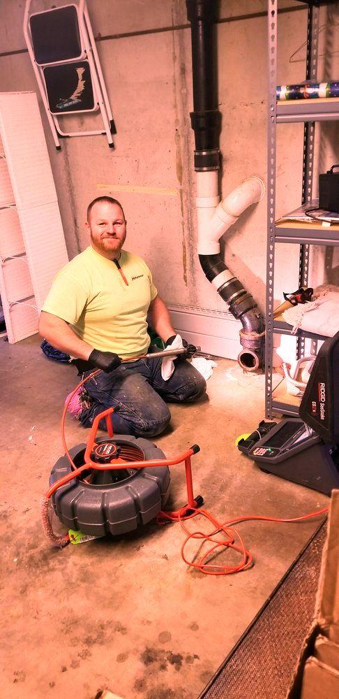 crownover plumbing and drain garbage disposal repair