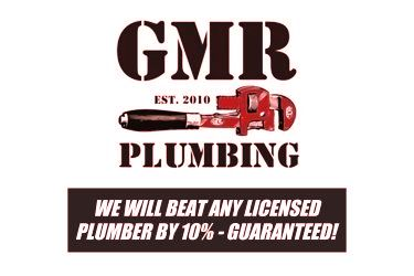 gmr plumbing sewer services