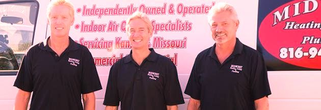 midwest heating cooling plumbing