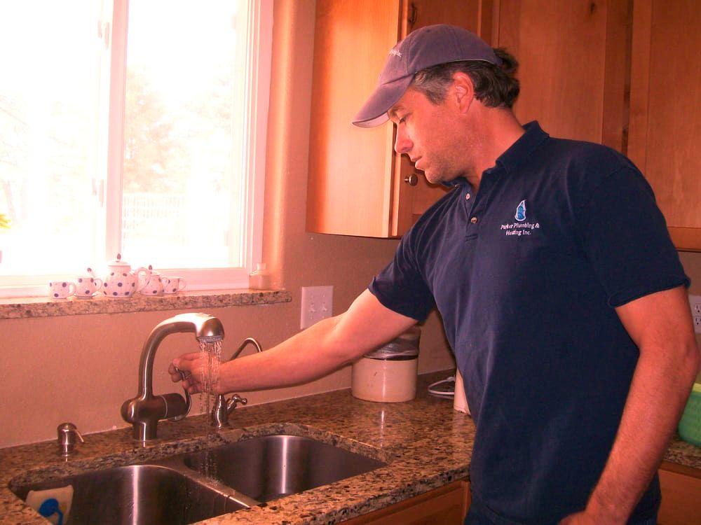 parker plumbing heating