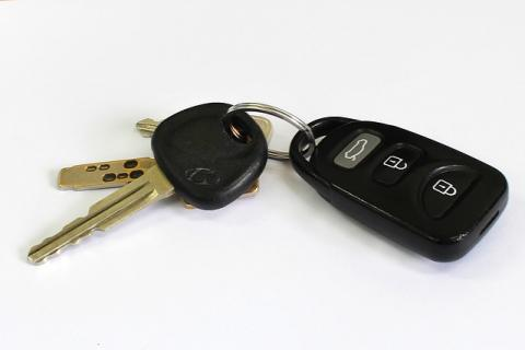 Car Key Remote & Transponder Key
