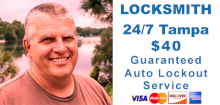 Donny Walker Locksmith