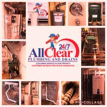 all clear plumbing and drains faucet repair
