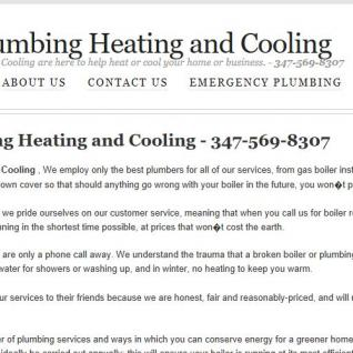 18th Ave Plumbing Heating and Cooling