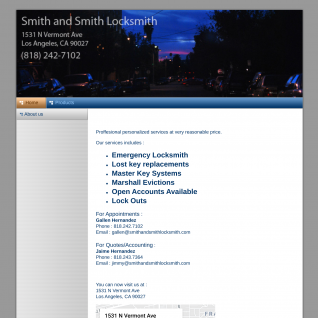 Smith and Smith Locksmith