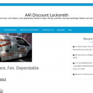 AA1 Discount Locksmith