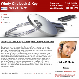 Windy City Lock & Key
