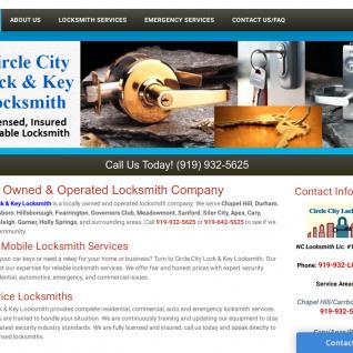 Circle City Lock & Key Locksmith