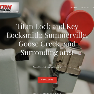 Titan Lock and Key