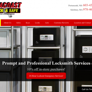 Seacoast Lock & Safe