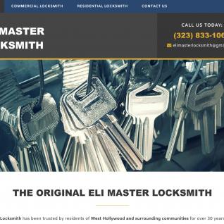 Eli Master Locksmith
