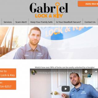 Gabriel Lock & Key