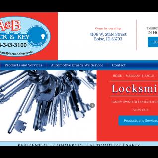 A & B Lock and Key