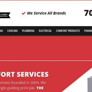 Accent Comfort Services LLC