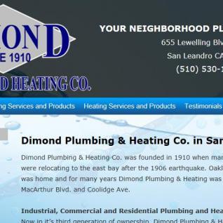 Dimond Plumbing & Heating