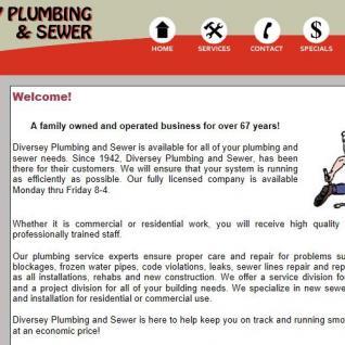 Diversey Plumbing & Sewer