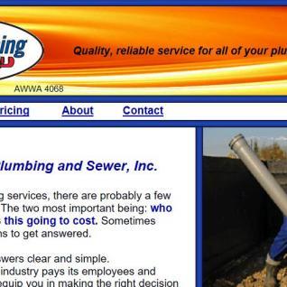 Master Plumbing & Sewer