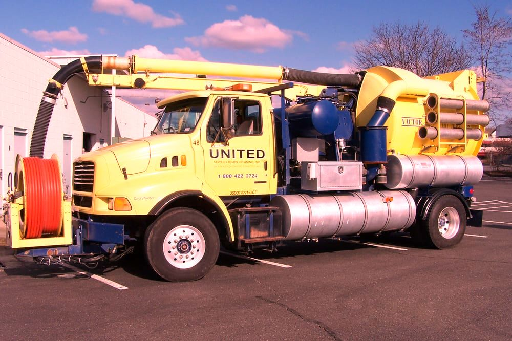 united sewer drain cleaning
