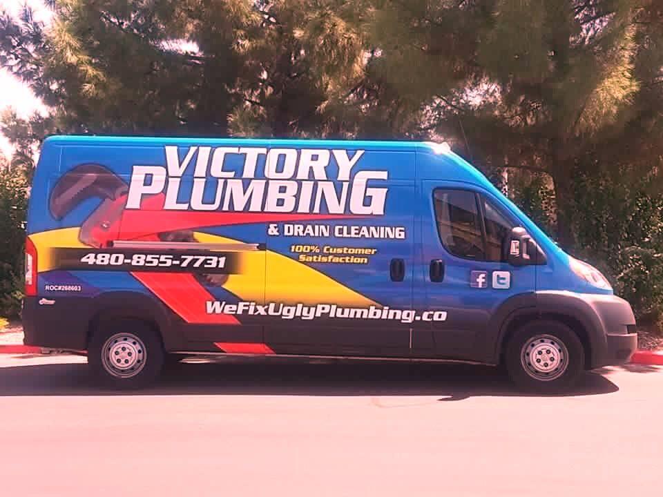 victory plumbing